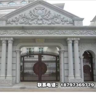 供青海西宁仿古建筑工程和互助仿古建筑