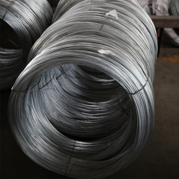 12#鍍鋅鋼絲廠