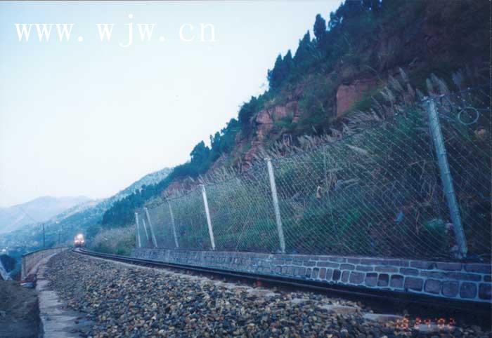 銅仁邊坡柔性被動防護網公司