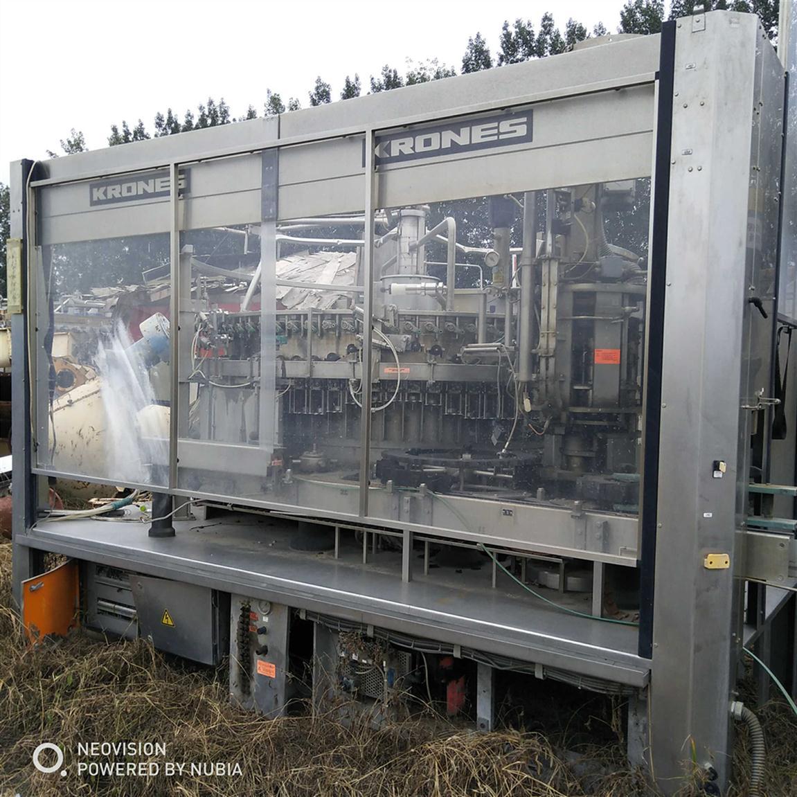 回收飲料廠設備