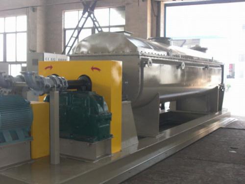 焦作回收二手空心槳葉干燥機