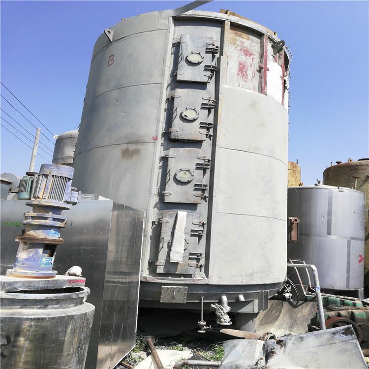 吉林回收盤式干燥機