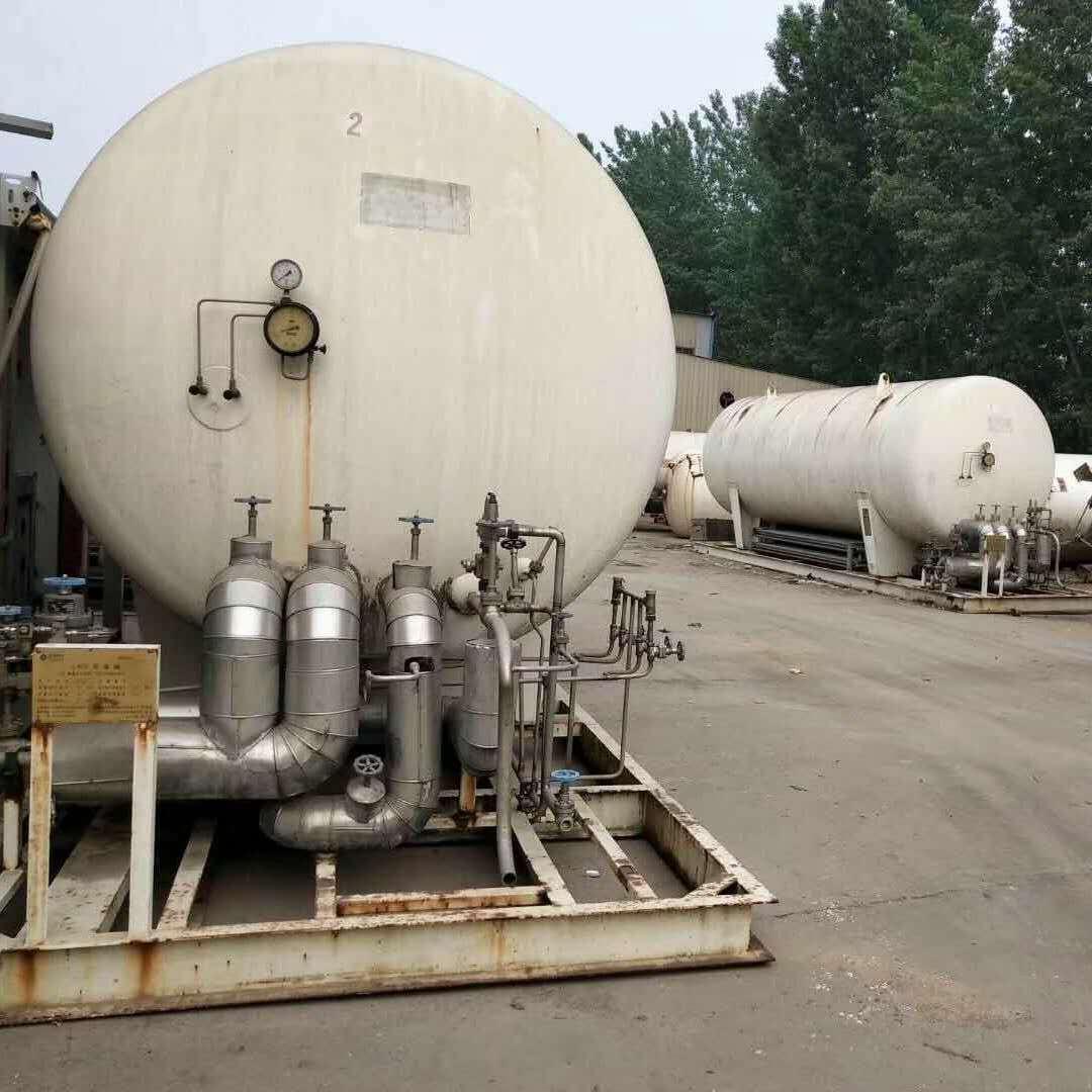 河南回收低溫液體儲罐