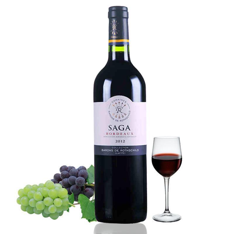 常德正規傳說波爾多紅酒