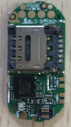 深圳現貨S8智能穿戴GPS定位心率血壓計步主板報價
