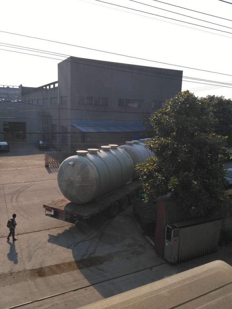 海口地埋式污水處理設備生產廠家