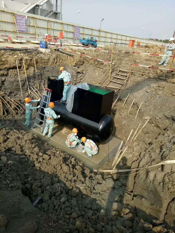 呼和浩特地埋式污水處理設備加盟代理