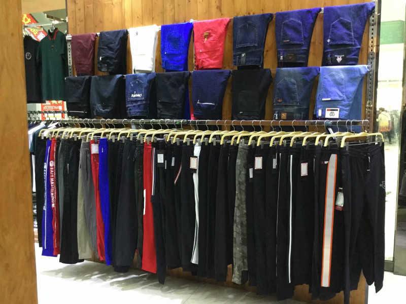 服装男装尾货批发市场在哪里批发