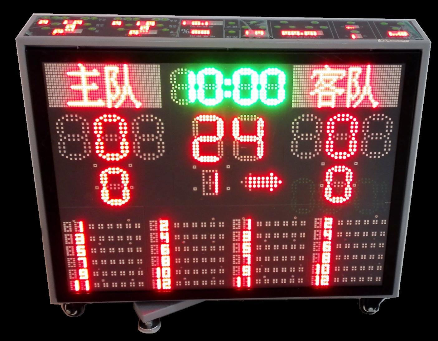 計時記分冰球犯規控制器