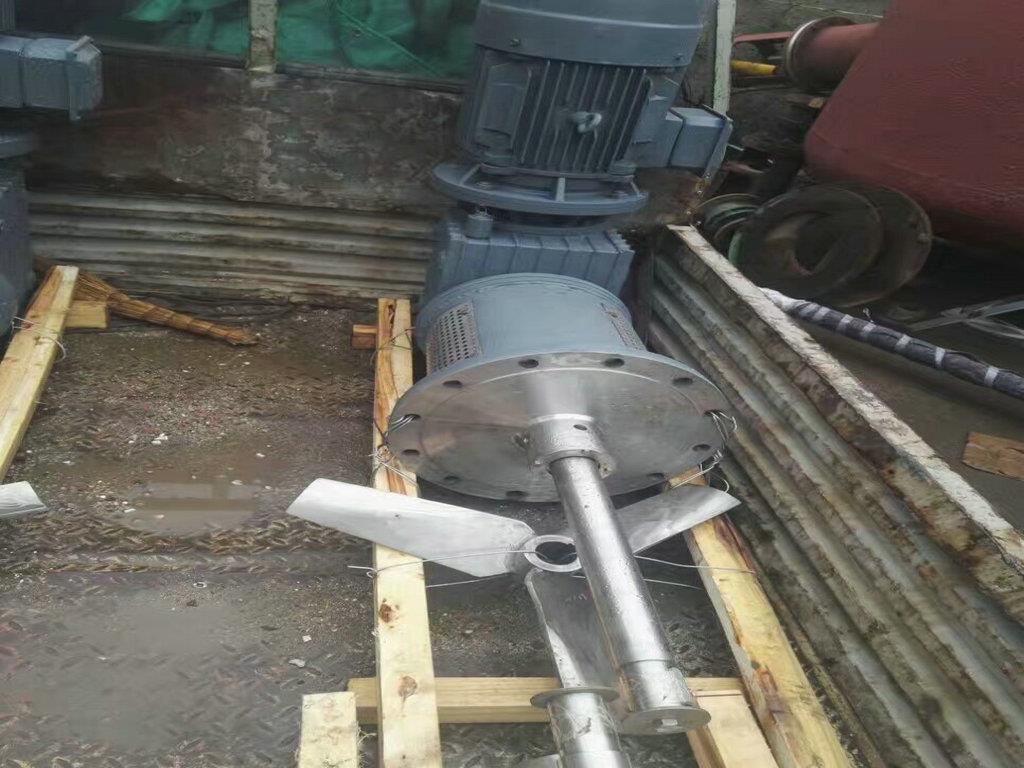 大石橋石灰漿液攪拌器