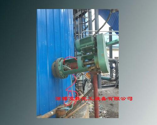 石嘴山專業從事側入式攪拌器生產廠家