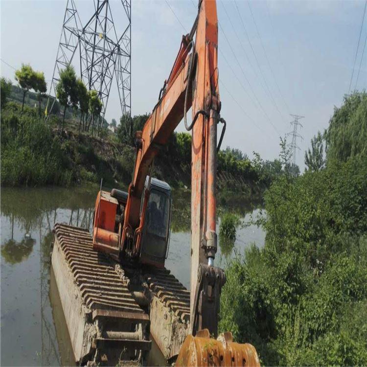 水上挖掘機廠
