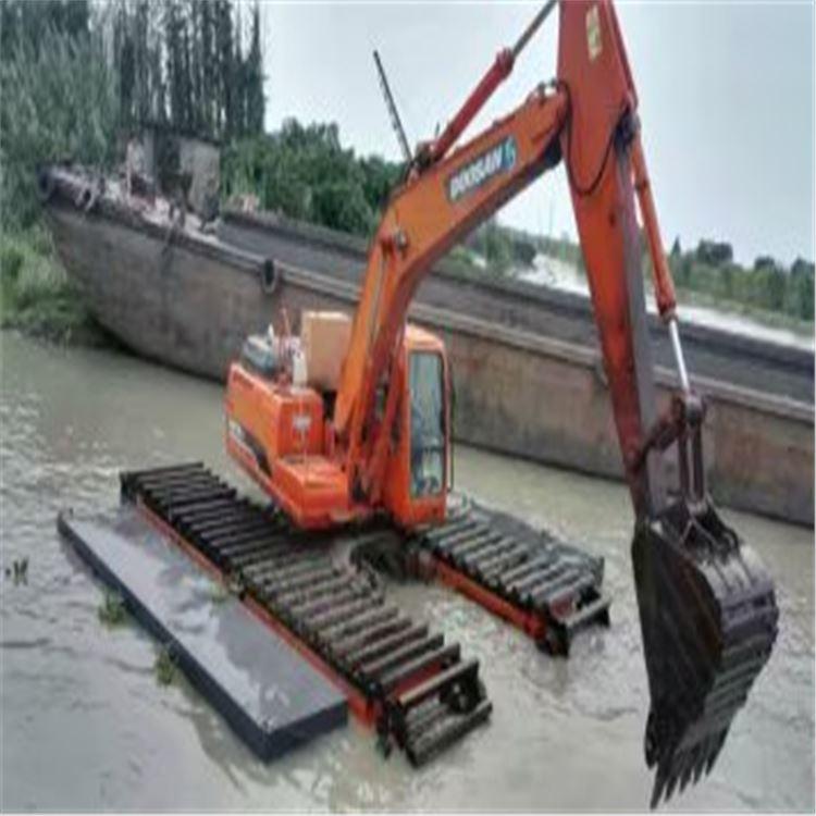 水上挖掘機廠 全新