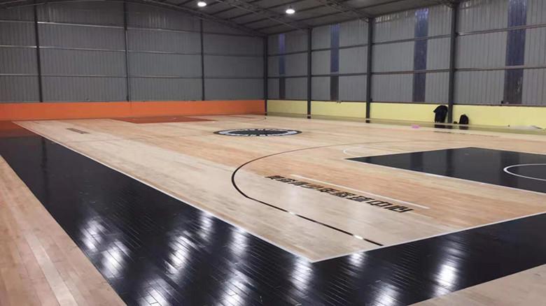 泉州體育館木地板廠 工程質量認可度高