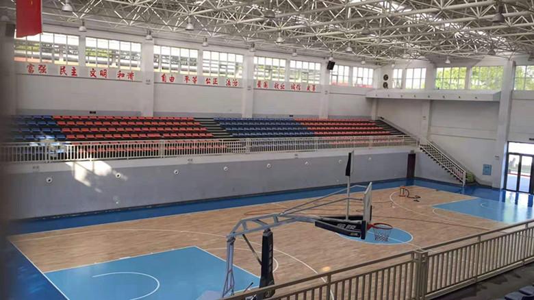 進口體育館木地板生產 針對性方案以及合理報價
