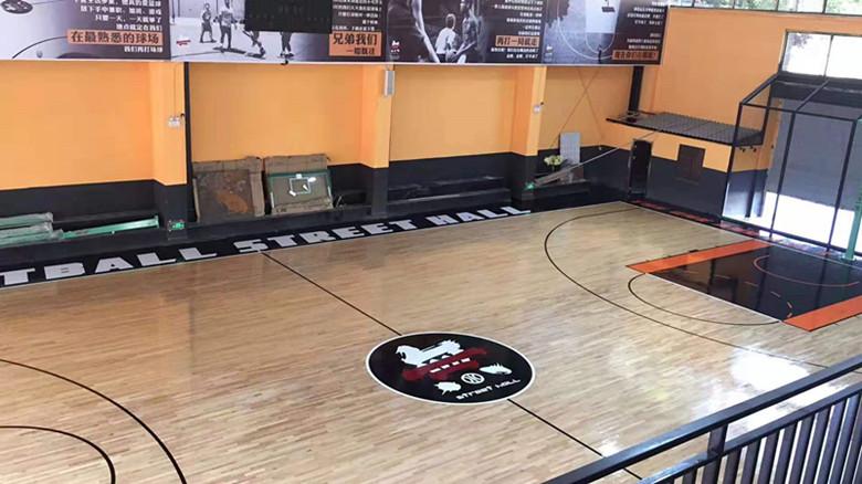 泉州體育館木地板廠