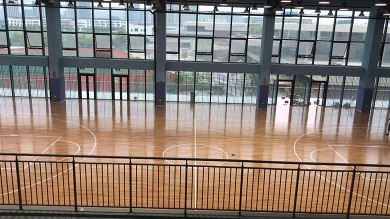 22厚籃球館木地板什么牌子好 尺寸精準