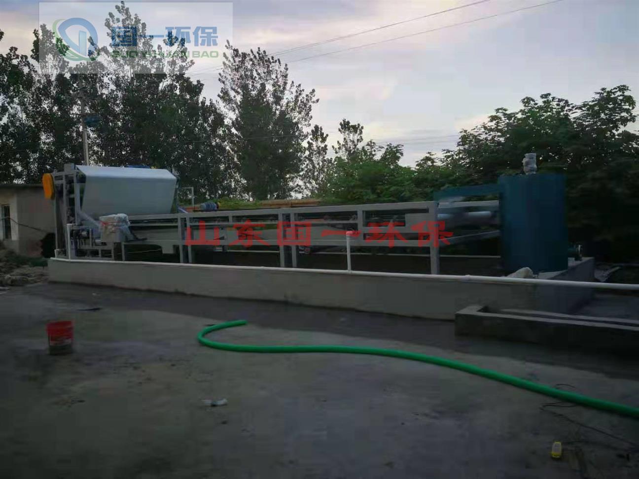 洗砂污水排放設備生產商