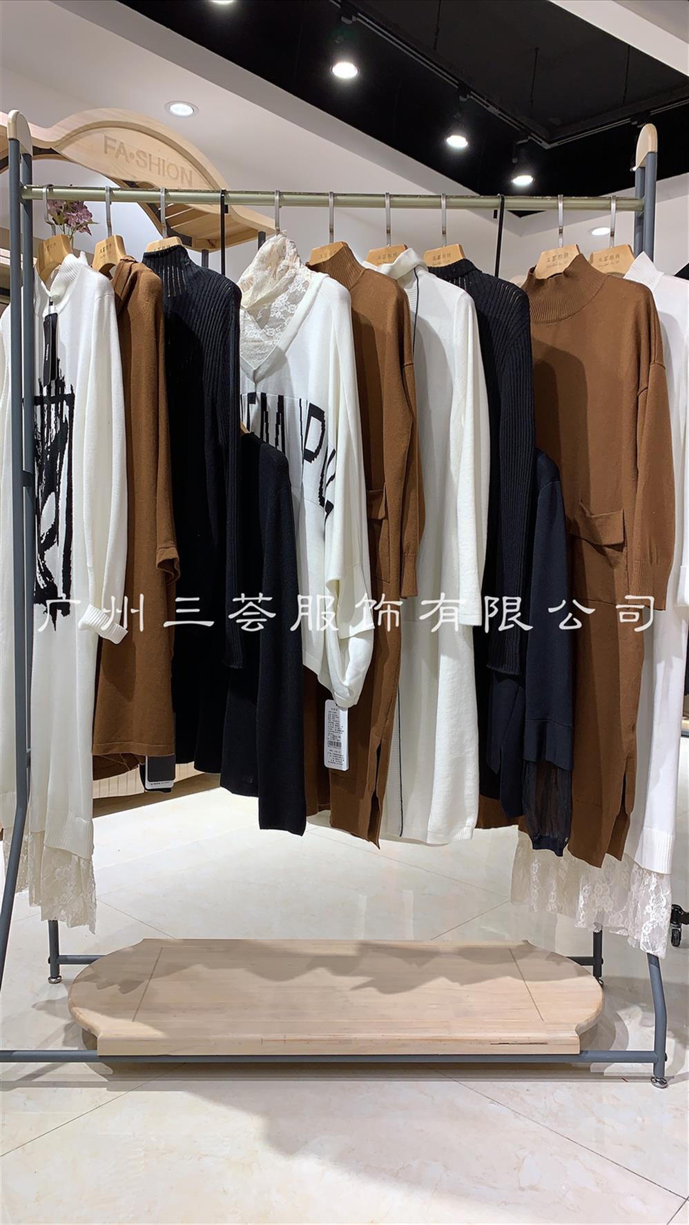 大連外貿原單服飾女裝貨源一手貨源