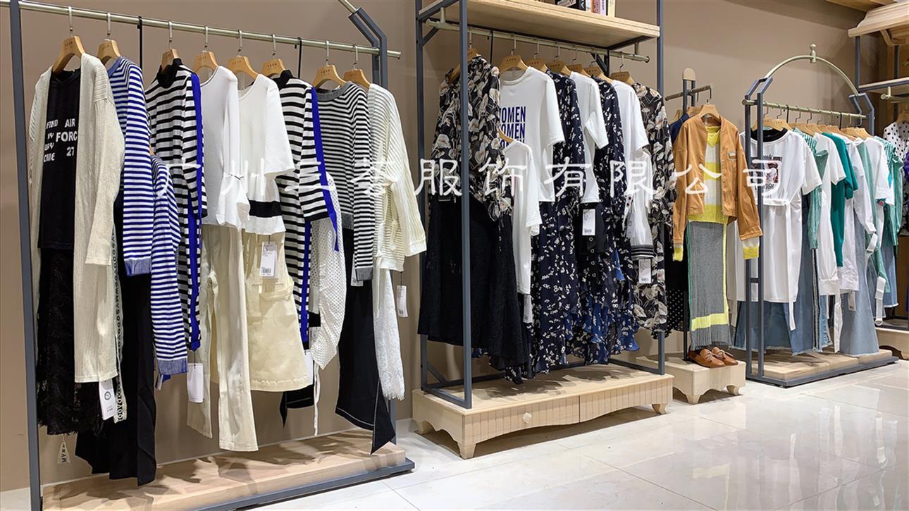 東莞品牌尾貨加盟全國加盟女裝尾貨