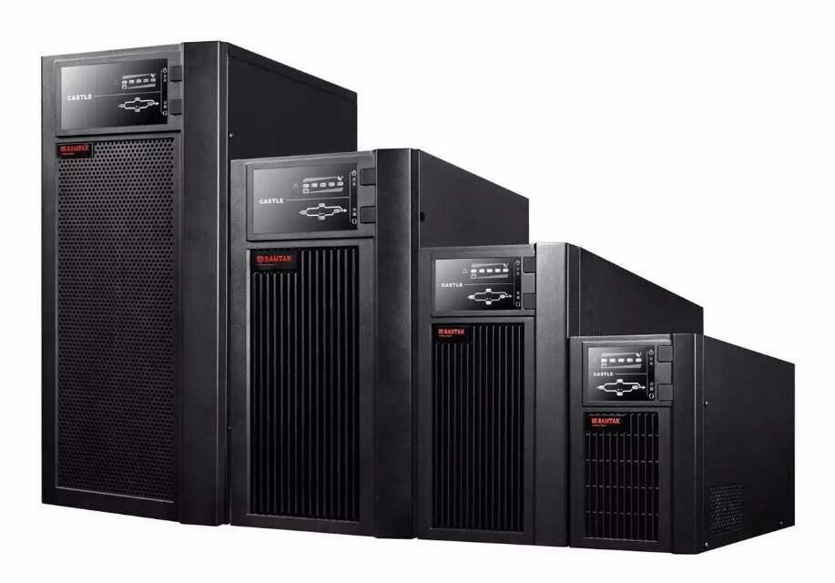 山特3C15KS 工業級UPS電源
