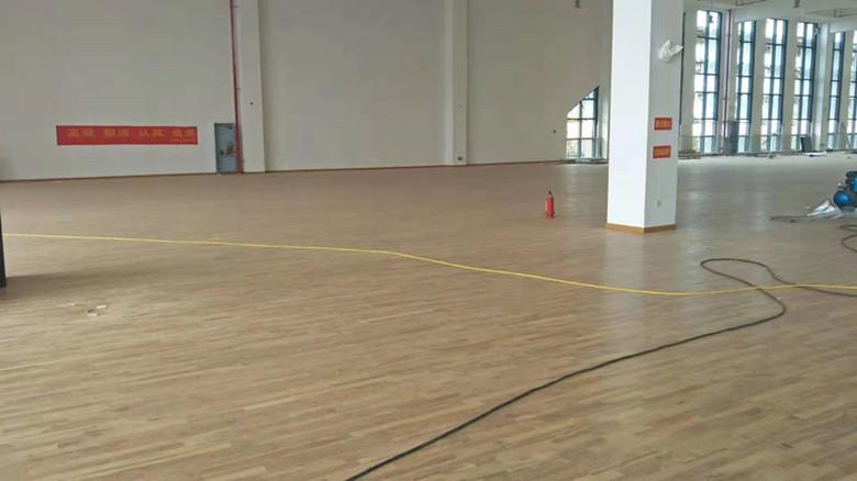 防城港羽毛球馆木地板