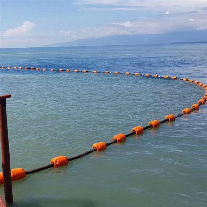 青島電纜管管道浮體制作 抽沙管道浮體 穩定的技術團隊