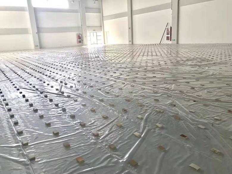 昌都硬木企口體育館木地板 實木運動地板 尺寸精準