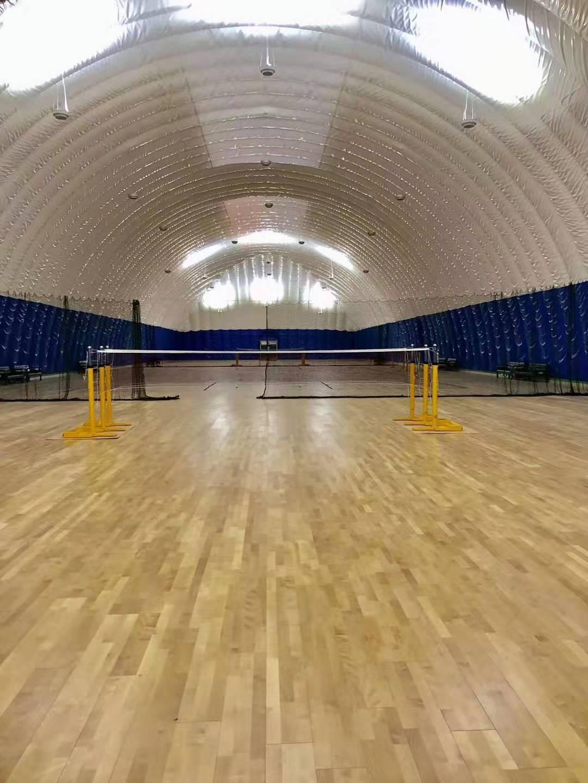 昌都硬木企口體育館木地板