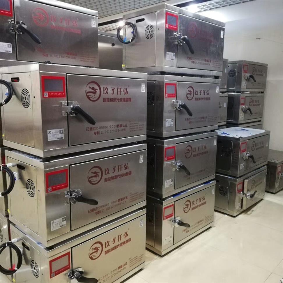 贛州不銹鋼電烤魚箱商用廠家直銷批發價 商用烤魚箱