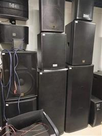 舞臺專業音響調音臺設備 河南拓譜音響專賣