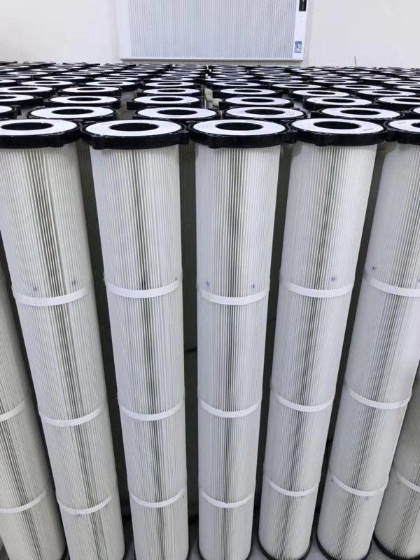 鞍山电厂燃气轮机除尘滤芯出售 制造工艺优