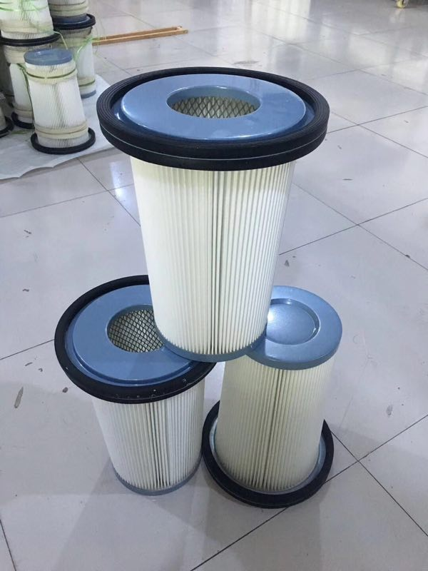 鞍山電廠燃氣輪機除塵濾芯