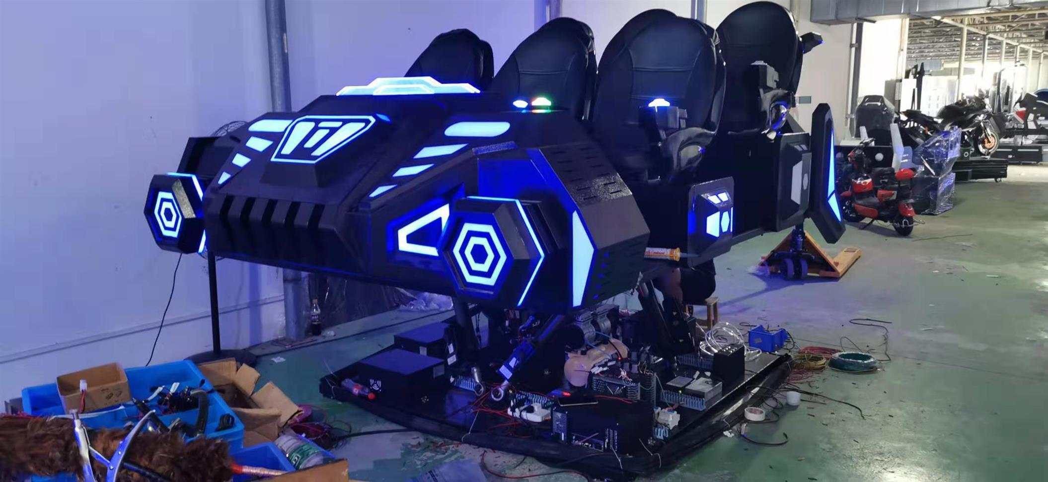 VR六人飛船 個性定制 價格實惠 三辰科技