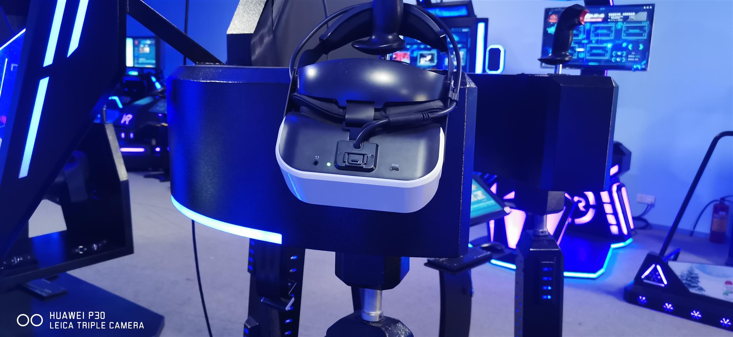VR六人飛船