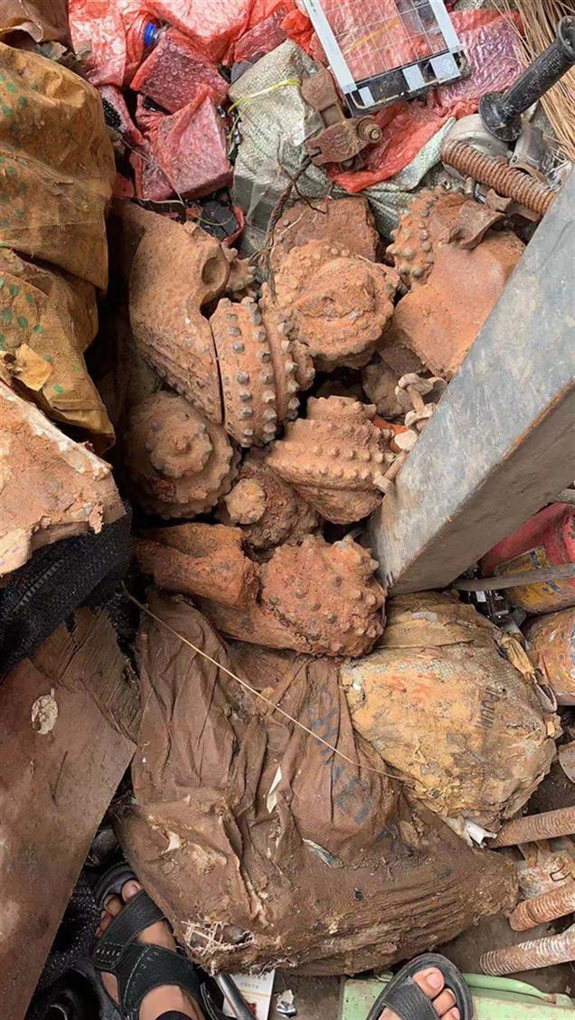 廣州礦山鉆頭回收 金剛石鉆頭
