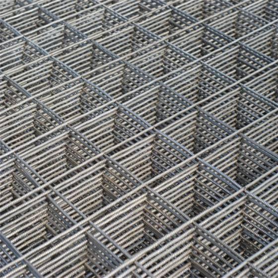 張掖螺紋鋼筋網價格