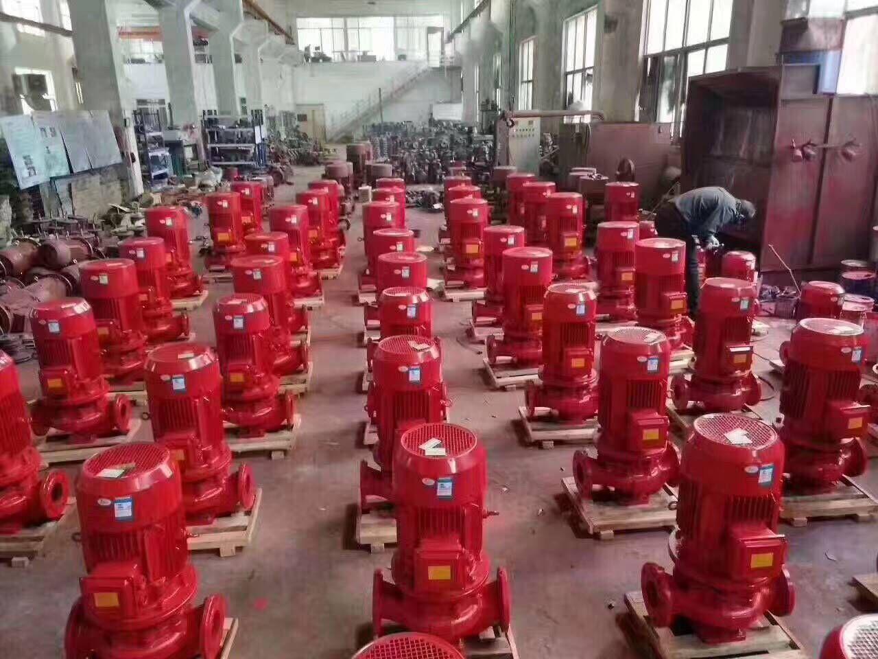 可以上門維修調試的消防泵加盟代理