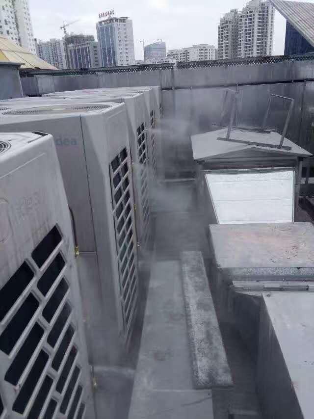 水霧降溫機