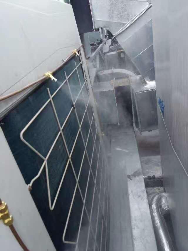 阿壩水霧降溫機