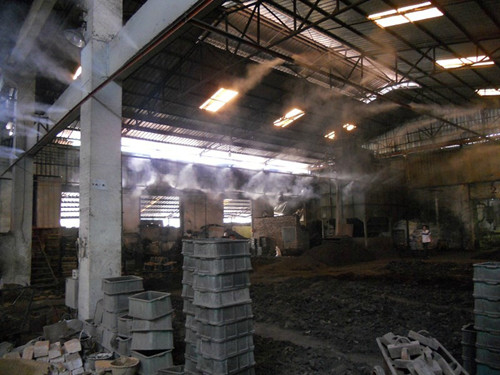 蚌埠工業除塵除臭設備 上海霧盛實業有限公司