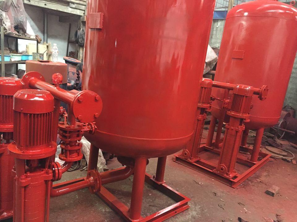 贛州消防增壓穩壓設備生產 消防機組