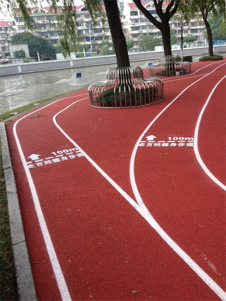 景德鎮健身步道方案