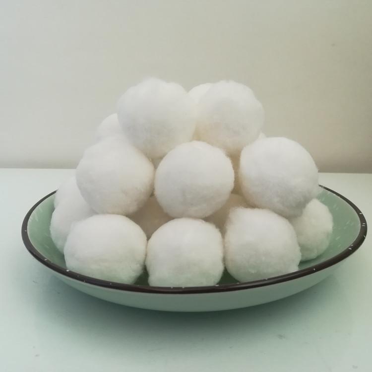 滁州纖維球 纖維球填料
