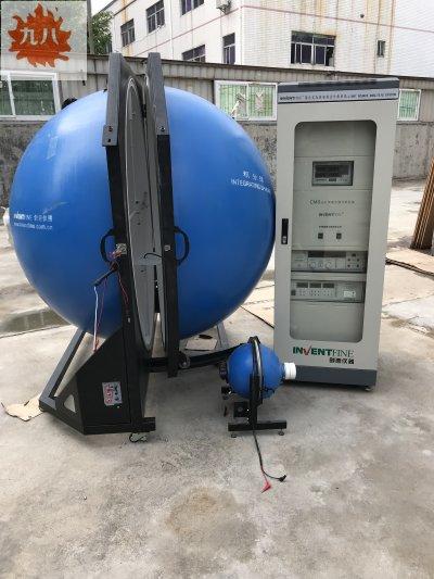 HSP6000積分球 高精度LED光色電測試系統 免費咨詢