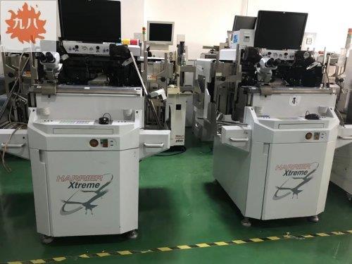 KAIJO FB-910全自動焊線機圖片