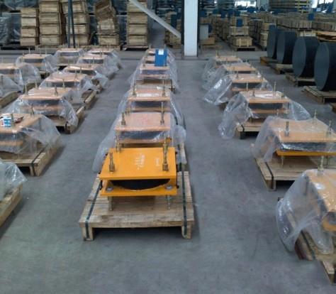 保亭黎族苗族自治縣專業生產隔震橡膠支座 安裝方便
