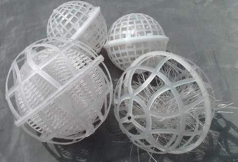 杭州懸浮球填料