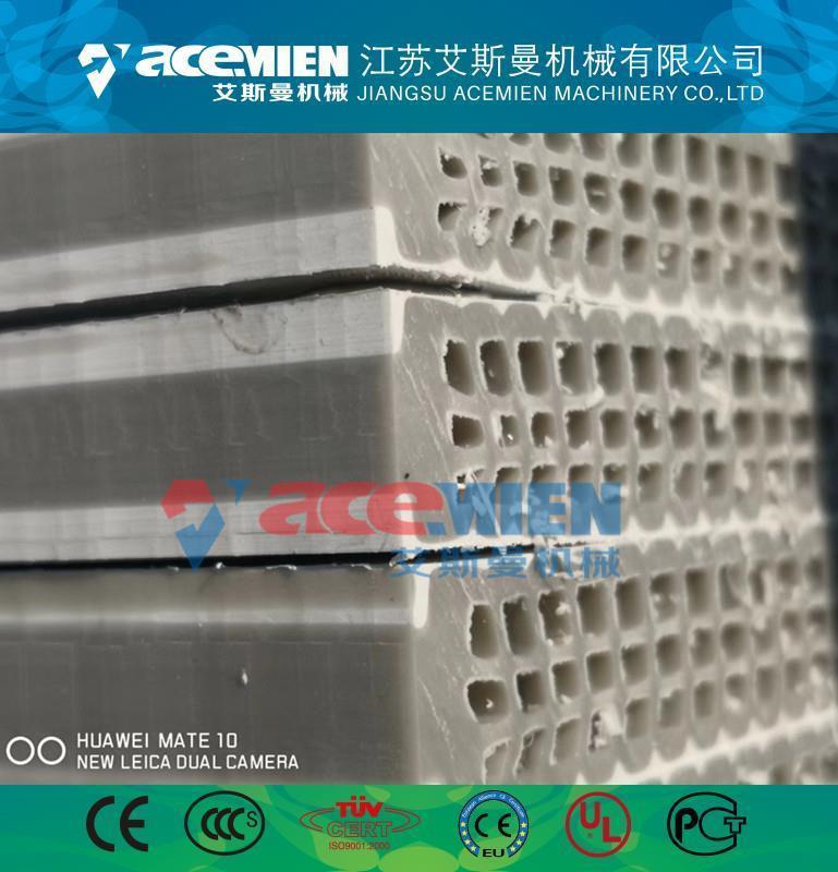 新型中空塑料模板設備廠家