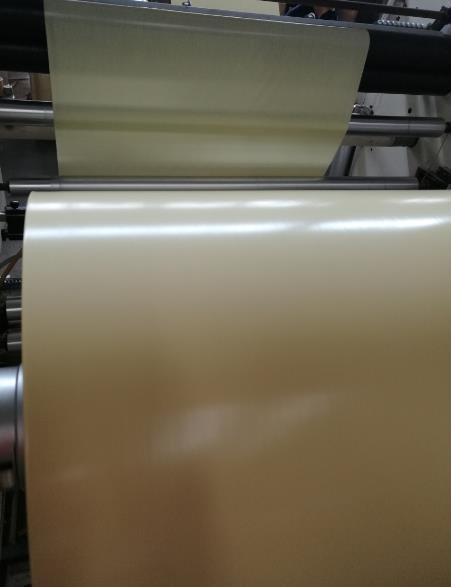 宁波中剥离格拉辛纸离型纸 无复原性有一定防伪功能